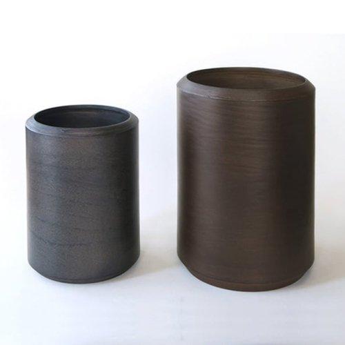 ダストボックス/円筒形・Mサイズ D8412/8416 (2colors)