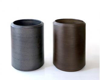 ダストボックス/円筒形・Sサイズ D8422/8426 (2colors)