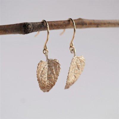 Eupatorium earrings