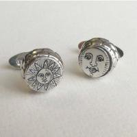 Moon&Sun Cufflinks