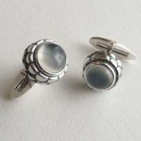 Moonstone Cufflinks