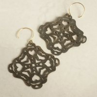 SV Square earrings
