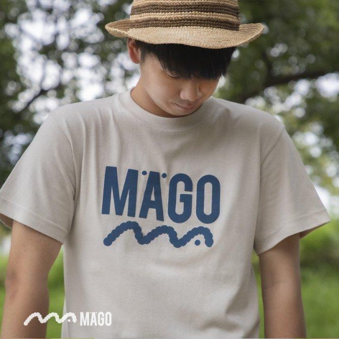 <img class='new_mark_img1' src='https://img.shop-pro.jp/img/new/icons5.gif' style='border:none;display:inline;margin:0px;padding:0px;width:auto;' />MAGO Tee  ホガラサンド【送料無料】