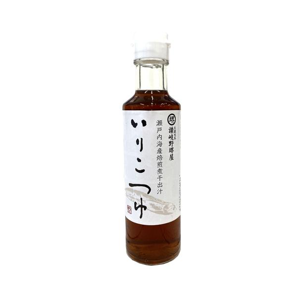 堺屋醤油 いりこつゆ