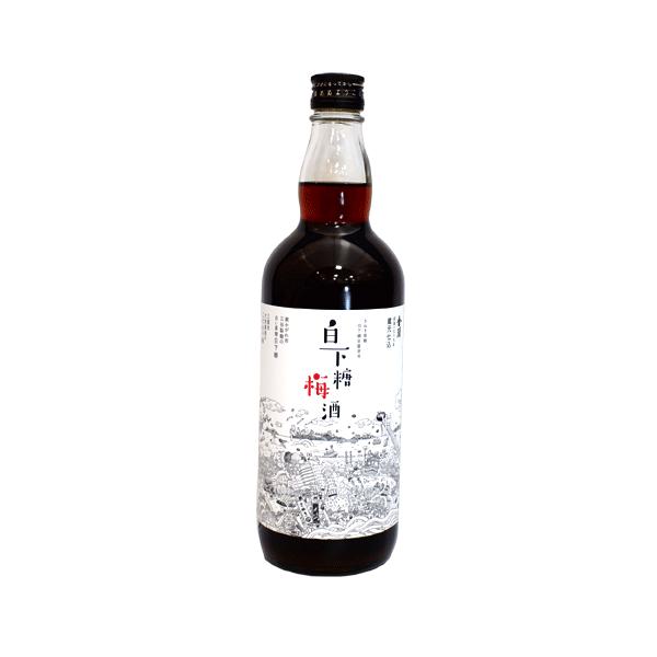 金陵 白下糖梅酒720ml