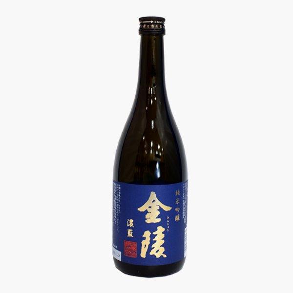 西野金陵 濃藍 純米吟醸720ml