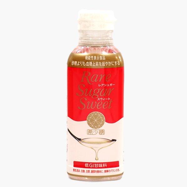 レアシュガースウィート(希少糖含有シロップ)