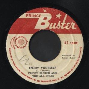 Prince Buster Bartender Enjoy Yourself
