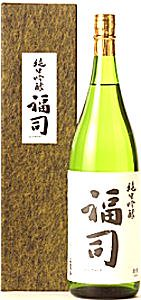 福司  純米吟醸酒 1.8L