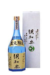 二世古酒造 倶知安 純米 720ml