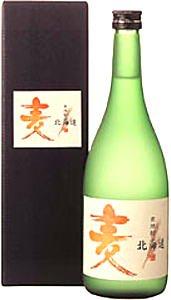 札幌酒精 麦焼酎 北海道 20度 720ml