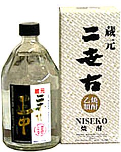 二世古(ニセコ)酒造 正中 720ml