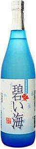 弥生焼酎醸造所 碧い海 25度 720ml