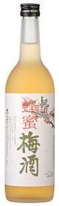 中野BC 蜂蜜梅酒 720ml