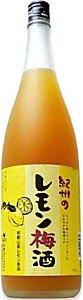 中野BC 紀州のレモン梅酒 1800ml