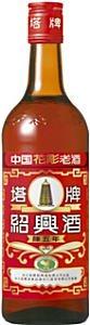 宝酒造 紹興酒 塔牌花彫 陳五年 600ml