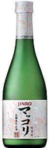 ジンロ マッコリ 375ml瓶