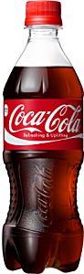 コカ・コーラ レギュラー ペット 500ml【札幌配達エリア・店頭限定】