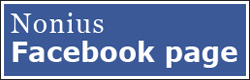 Nonius facebook page
