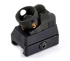 VFC:HK416/417 Fixedリアサイトの商品画像