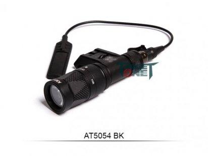 TargetOne:SF-Type M300-V LEDフラッシュライト/S&S型IFMダイヤルマウント付属/ストロボ切替機能 (BK)の商品画像
