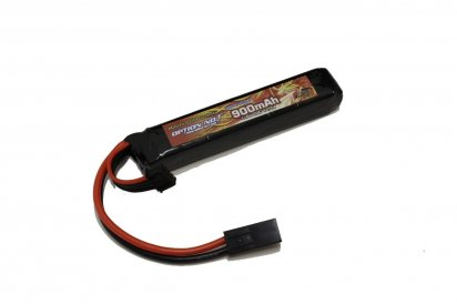 OPTION No.1:Matchd LIPO Battery HIGH POWER 11.1V 900mAhの商品画像
