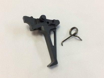 FCC:CMC Flat Styled Adjustable Trigger (CNC Black)の商品画像