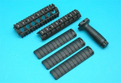 G&P:M4 RAS (Handguard Kit) (Package A) (Special Offer)の商品画像