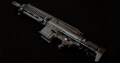 NBORDE:Milling Receiver Conversion Kit For PTW -HK416Cの商品画像