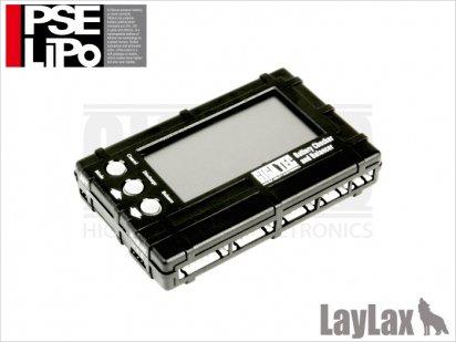 LAYLAX:PSEリポバッテリー チェッカー&バランサーの商品画像