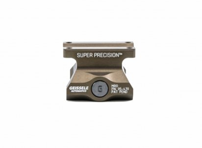 GEISSELE:Super Precision MRO Series Optic Mounts Lower 1/3 DDCの商品画像