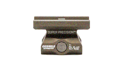 GEISSELE:Super Precision T1 Series Optic Mounts Absolute Co-Witness DDCの商品画像