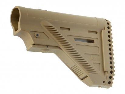 VFC/Umarex:HK416A5 SlimLineテレスコピックストック (TAN)の商品画像