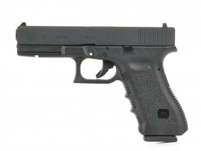 Umarex:GlockAirsoft G17 Gen.3 GBBハンドガン (BK)の商品画像