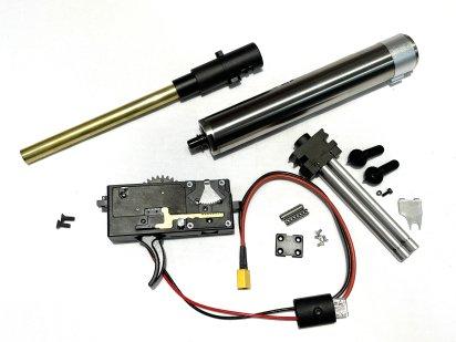初回限定価格!SYSTEMA:Infinity Gear Box Kit 後方配線モデル(予約商品)の商品画像