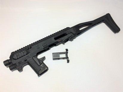 数量限定特価!CAA:RONI Pistle Carbine Conversion Kit for Glock17(ケース付き)の商品画像
