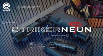 Carbon8:STRIKERNUEN Co2 BlowBackの商品画像
