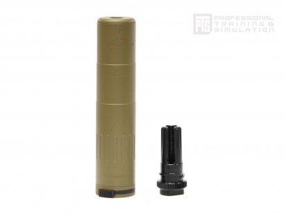 PTS:MK18SD Mock Suppressor/51Tフラッシュハイダー付属14mm逆ネジ (Non-US version)DEの商品画像