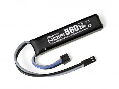 G-FORCE:Noir LiPo 7.4V 560mAhの商品画像
