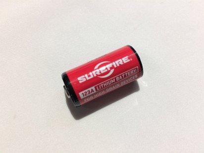 特価品SUREFIRE:リチウムバッテリー 123Aの商品画像