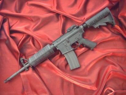 チャレンジキット組立品M4A1 MAX2 アンビモデルの商品画像