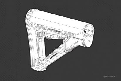 MAGPUL:CTR Carbine Stock FDEの商品画像