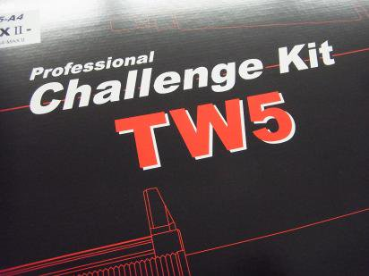 SYSTEMA:プロフェッショナル・チャレンジキット TW5-A4 MAX2の商品画像