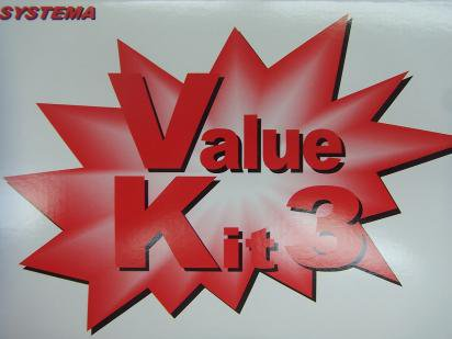 SYSTEMA:バリューキット3-1(MAX2)の商品画像