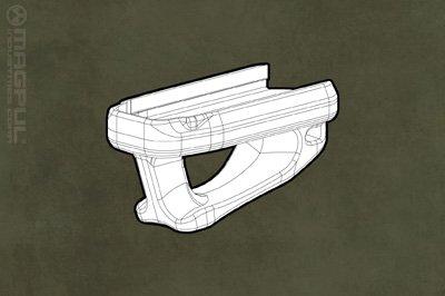 MAGPUL:PMAG Ranger Plate GEN M2 MOE 5.56x45, 3 Pack BKの商品画像