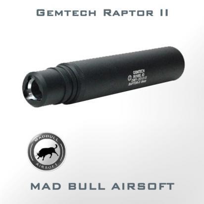 MADBULL:Gemtech Raptor IIの商品画像