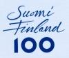 SUOMI 100 フィンランド 独立100周年記念