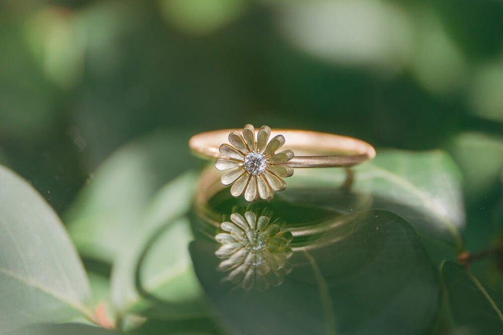 ツワブキの指輪2