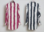 BED J.W.FORD / STRIPE SHIRT