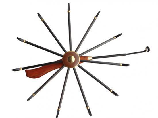 凧糸巻き(盤鷹凧専用カーボンファイーバー)L002
